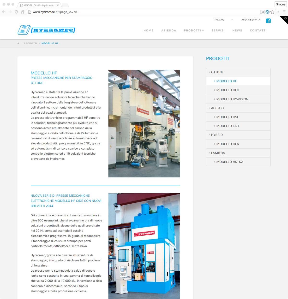 siti web aziendali